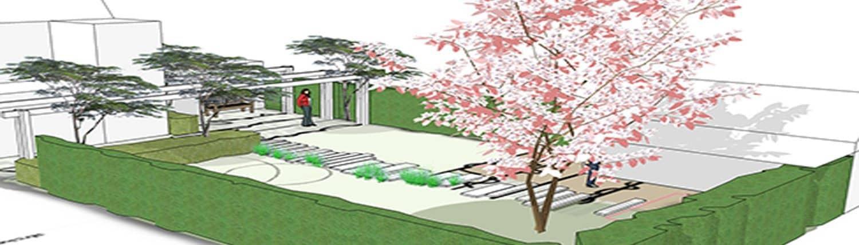 ontwerp van een tuin - de knegt hoveniers