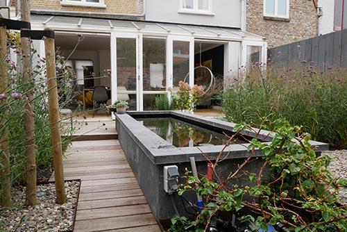 Goedkoop Tuin Aanleggen : In tuinontwerp tuinaanleg tuinonderhoud de knegt hoveniers